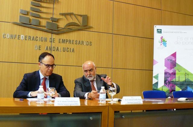 La CEA ha acogido en el marco de una jornada técnica la presentación del programa de ayudas financieras a las pymes industriales