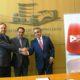 El convenio compromete una partida de 50 millones de euros para financiar la internacionalización de las empresas asociadas a la Confederación