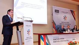 El presidente de la CEA hizo estas afirmaciones durante su intervención en el foro que se desarrolló tras la asamblea de la CEM