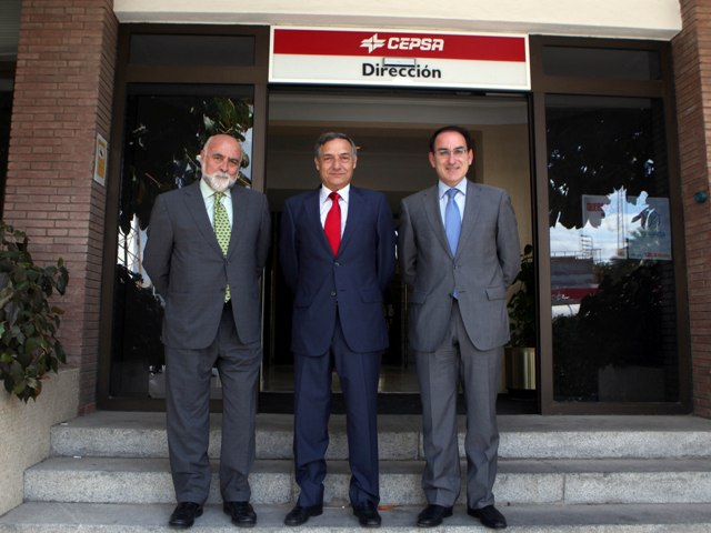 Para Javier González de Lara es un privilegio contar en Andalucía con empresas como CEPSA