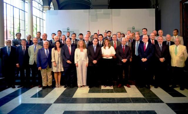 Las empresas asistentes generan en conjunto más de 100.000 puestos de trabajo y suman una facturación de 35.000 millones de euros