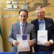 Javier González de Lara y Manuel Ángel Martín presentaron el Informe CEA sobre la Reforma Fiscal