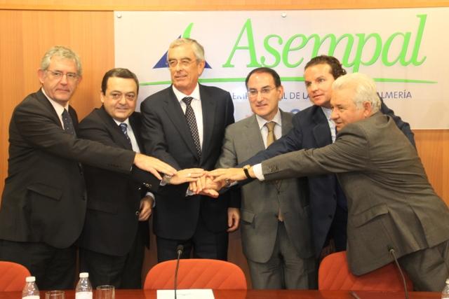 Las organizaciones empresariales de Andalucía