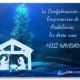 Felicitación navideña de la CEA