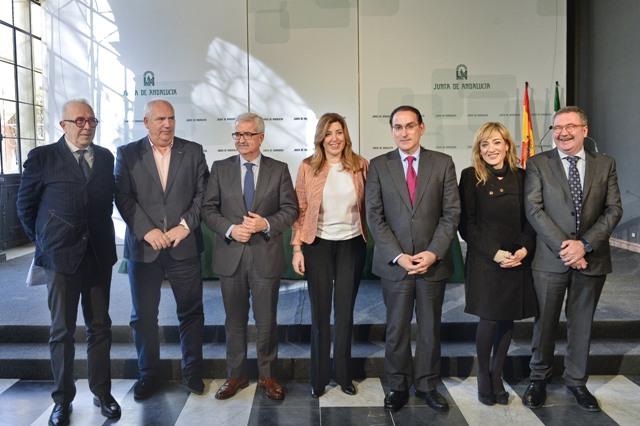 Firma del II Acuerdo Interprofesional del Sistema Extrajudicial de Resolución de Conflictos Laborales de Andalucía