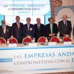 LOS EMPRESARIOS ANDALUCES, COMPROMETIDOS CON EL EMPLEO