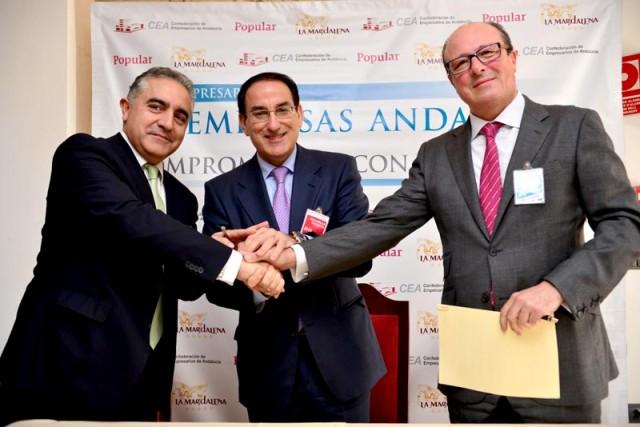 CEA y Popular consolidan su colaboración