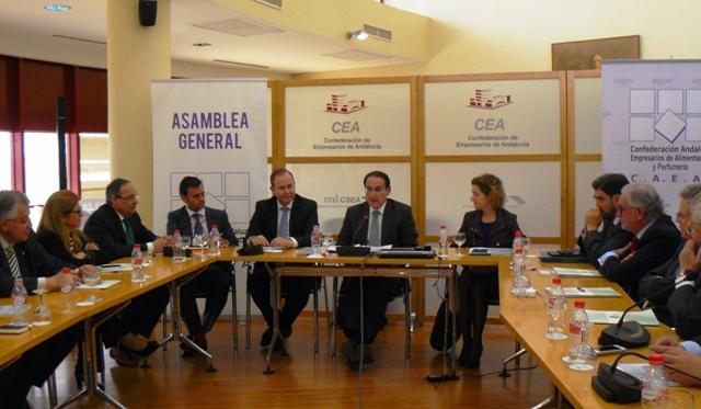 La Confederación acogió la Asamblea Electoral de CAEA