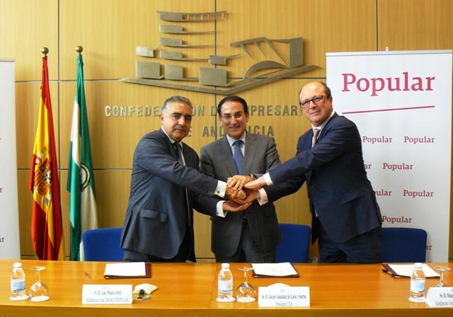 El convenio compromete una partida de 30 millones de euros para financiación específica del sector aeroespacial y 50 para apoyar la internacionalización de las empresas