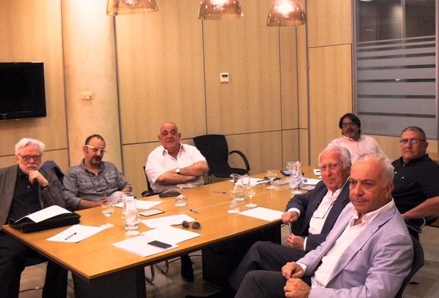 Conclusiones de la reunión constitutiva de la Comisión de Cultura de CEA