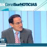 ENTREVISTA AL PRESIDENTE DE CEA EN CANAL SUR TV