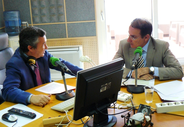 Programa radiofónico Andalucía Capital