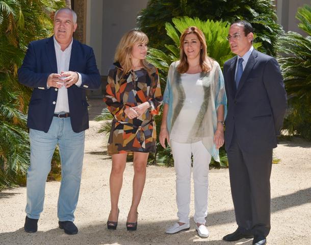 La organización empresarial andaluza
