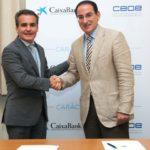 CEA se adhiere al acuerdo de CaixaBank -CEOE para canalizar entre las empresas andaluzas una línea de financiación de 11.000 millones