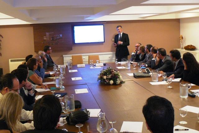Esta reunión se enmarca dentro de las actividades desarrolladas en 2015 por la Enterprise Europe Network