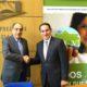El convenio se inscribe en el marco de la acción de Responsabilidad Social Empresarial de CEA