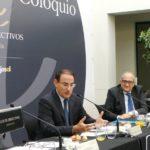 CONFERENCIA DEL PRESIDENTE DE CEA EN LOS DESAYUNOS COLOQUIO DEL CLUB DE DIRECTIVOS ANDALUCÍA