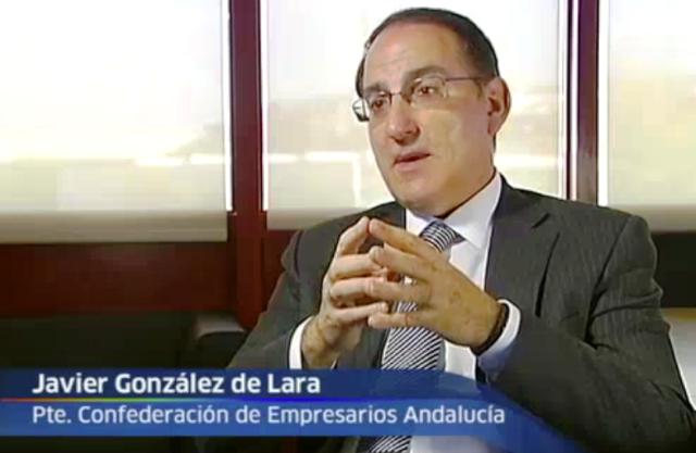 El Presidente de CEA en el programa Los Reporteros de Canal Sur TV