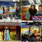 ENTREGA DE REGALOS DE REYES MAGOS A LOS NIÑOS FAMILIARES DE LAS VICTIMAS DEL TERRORISMO