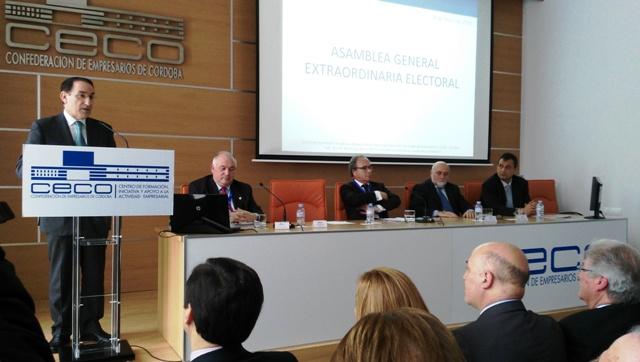 El Presidente de CEA clausuró la Asamblea Electoral de los empresarios cordobeses