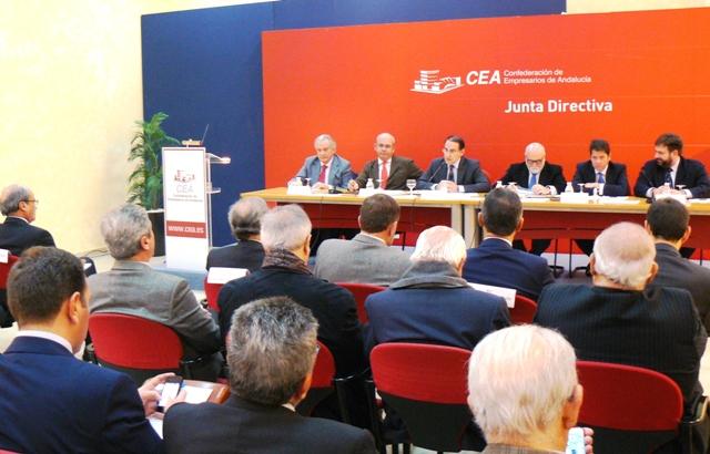 CEA pide altura de miras para generar estabilidad en una España unida