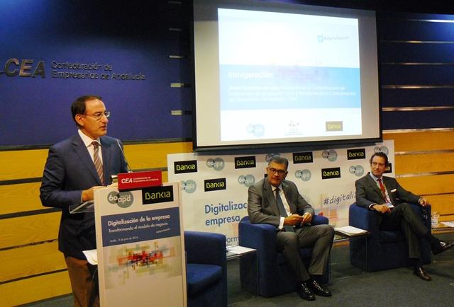 CEA acoge una jornada de APD y BANKIA sobre la digitalización de las empresas