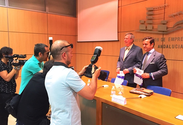 CEA y la Universidad Loyola de Andalucía presentaron el VII informe Loyola Economic Outlook