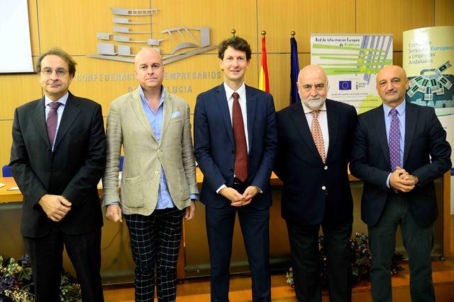 La Jornada forma parte de las actividades del Enterprise Europe Network de CEA