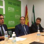 CEA Y ATA ANDALUCIA ESTUDIAN ACCIONES CONJUNTAS PARA FORTALECER EL TEJIDO EMPRESARIAL