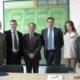 Los presidentes de CEA y ATA Andalucía se han reunido hoy para valorar la situación empresarial andaluza y la relación entre ambas entidades