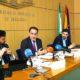 Presentación del II Informe sobre la Competitividad de la Economía Andaluza a la Junta Directiva de CEA