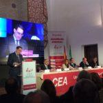 EL PRESIDENTE DE CEA APELA A LA RESPONSABILIDAD DE LA CLASE POLÍTICA