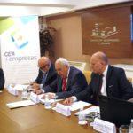 CEA DA A CONOCER LAS OPORTUNIDADES DE NEGOCIO EN SERBIA A EMPRESARIOS Y EMPRENDEDORES ANDALUCES