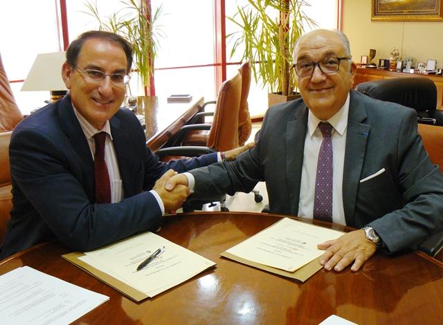 El acuerdo se enmarca en las actuaciones del Enterprise Europe Network de la organización empresarial andaluza