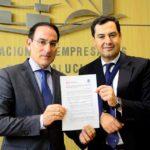 DECLARACIÓN CONJUNTA DE CEA Y PP-ANDALUZ ANTE LA DERIVA NACIONALISTA EN CATALUÑA