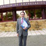 JAVIER GONZÁLEZ DE LARA PROCLAMADO CANDIDATO A LA PRESIDENCIA DE LA CONFEDERACIÓN DE EMPRESARIOS DE ANDALUCÍA