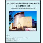 Informe Sociolaboral Andalucía Diciembre 2017