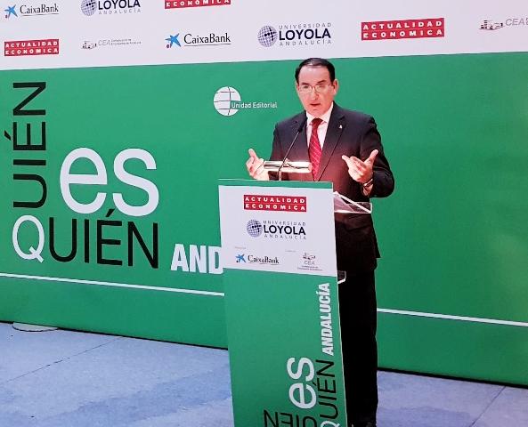ACTUALIDAD ECONÓMICA PRESENTÓ EN CEA EL ESPECIAL QUIÉN ES QUIÉN EN ANDALUCÍA 2017