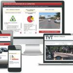 Tráfico y Tránsito pone en marcha una plataforma 'online' de cursos de seguridad vial.