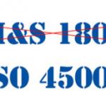 La elaboración de la norma ISO 45001