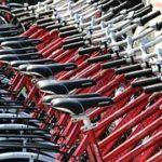 Las implicaciones para la salud de ir en bicicleta al trabajo.