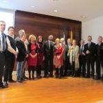 Más de 120 personas asisten a la jornada sobre los 20 años de la Ley de PRL en Almería.