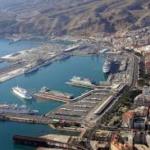 El Puerto de Almería, premiado por su gestión de prevención de riesgos laborales.
