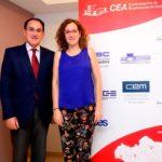 CEA y CCOO ANDALUCÍA apuestan decididamente por el diálogo social, abogando por seguir impulsando las políticas de prevención de riesgos laborales.