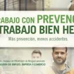 La Junta de Andalucía impulsa una campaña sobre prevención de riesgos laborales e incide en que