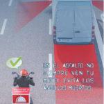 Campaña ¡¡HAZTE VISIBLE!! del Instituto Nacional de Seguridad, Salud y Bienestar en el Trabajo (INSSBT).