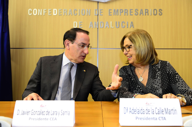 Convenio CEA-CTA Corporación Tecnológica de Andalucía