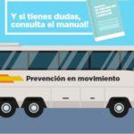 ATA lanza campañas de PRL en colaboración con el INSSBT: #prevenciónenmovimiento.