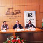 LAS EMPRESAS CEPYME500 DE ANDALUCÍA CELEBRARON UN ENCUENTRO EN CEA PARA IMPULSAR SU CRECIMIENTO EMPRESARIAL