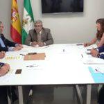 REUNIÓN ENTRE CEA Y EL PP-A PARA ANALIZAR LA FINANCIACIÓN AUTONÓMICA